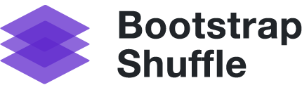 Bootstrap Shuffle - Bootstrap builder for busy developers